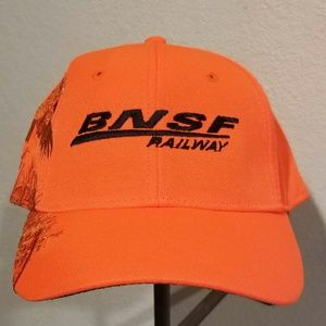 Other - BNSF railway Dri-Duck wildlife series cap - Hi-Vis